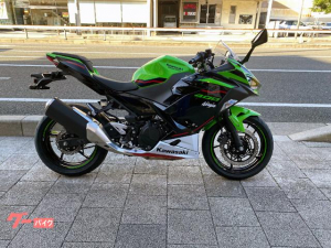 カワサキ/Ninja 400 KRT 2021