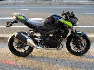 カワサキ/Z250 2022年カラー