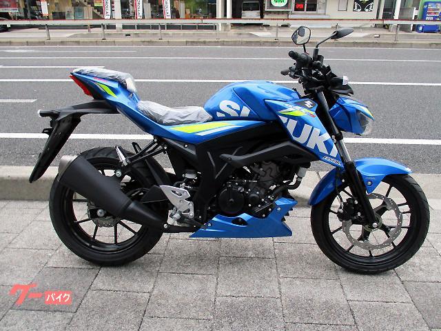 スズキ GSX-S125の画像(兵庫県