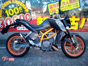 KTM/250デューク