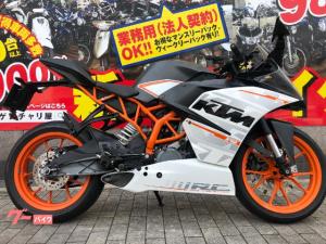 KTM/RC390
