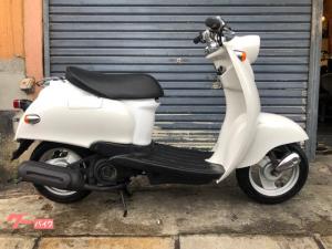 ヤマハ/ビーノ 5AU型2stモデル・外装ホワイト新品