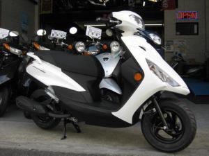 ヤマハ/AXIS Z 国内モデル 新車