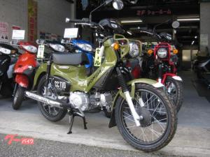 ホンダ/クロスカブ110 国内仕様 新車
