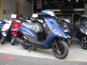 ヤマハ/AXIS Z NEWカラー国内モデル 新車