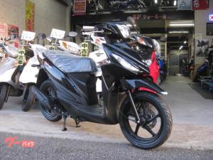 スズキ/アドレス110 日本仕様 新車