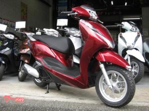 ホンダ/リード125 現行カラー 日本仕様 新車