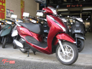 ホンダ/リード125 LEDヘッドライトモデル 日本仕様