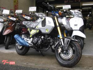 ホンダ/グロム NEWモデル 日本仕様 新車
