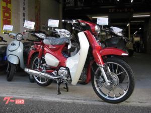 ホンダ/スーパーカブC125 ABS標準装備 国内現行モデル 新車