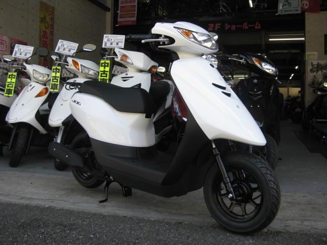 ヤマハ JOG 現行モデル 日本製 新車の画像(兵庫県