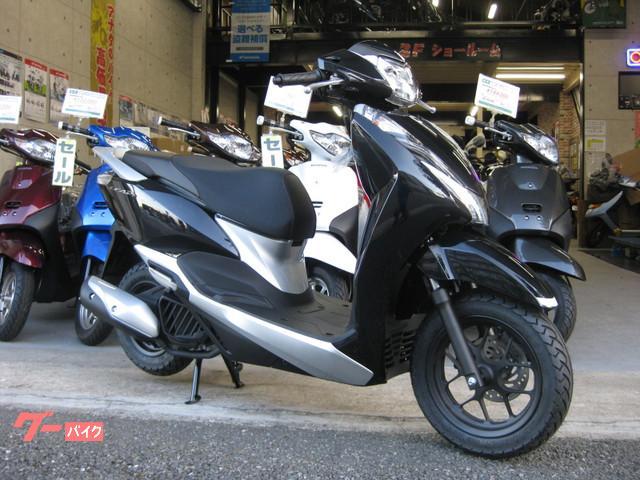 ホンダ リード125ツートン 現行カラー 日本仕様 新車の画像(兵庫県
