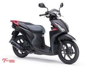 ホンダ/Dio110 マットキャラクシーブラックメタリック 2020年最新モデル