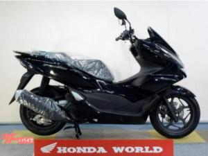 ホンダ/PCX160 2021年K47モデル ポセイドンブラック