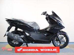 ホンダ/PCX 最新2021年JK05モデル ポセイドンブラック