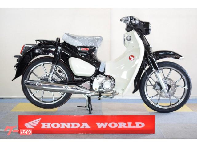 ホンダ スーパーカブC125 最新新色の画像(大阪府