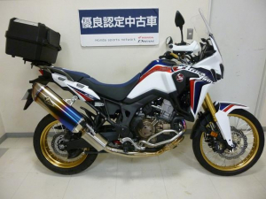 ホンダ/CRF1000L Africa Twin DCT DREAM優良認定中古車