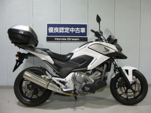 ホンダ/NC700X タイプLD DCT  DREAM優良認定中古車