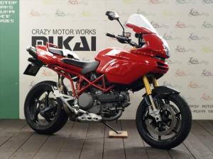 DUCATI/ムルティストラーダ 1100S