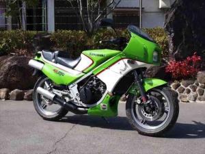 カワサキ/KR250