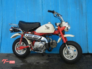 ホンダ/モンキー 2006モデル ワンオーナー 前後タイヤ新品