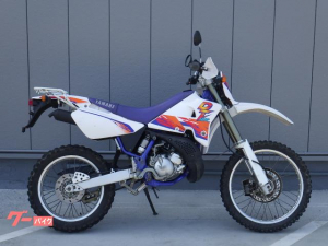 ヤマハ/DT200WR 最終モデル