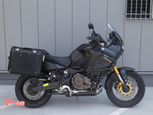 ヤマハ/XT1200ZEスーパーテネレ ETC パニアケース ドラレコ グーバイク鑑定付