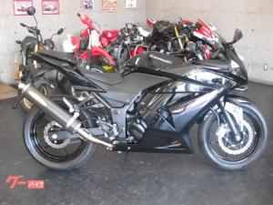 カワサキ/Ninja 250R ブラック 2011y EX250K