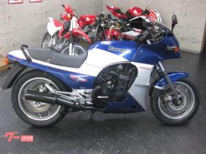 カワサキ/GPZ900R 逆車 A1 新品前後タイヤ付き