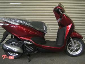 ホンダ/リード125 最新現行型ソリッドカラーモデル
