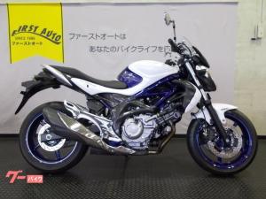スズキ/グラディウス400  ABS アラーム