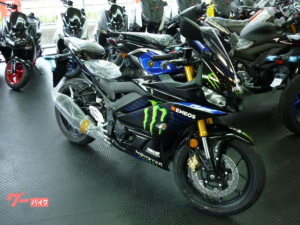 ヤマハ/YZF-R25 Monster Energy Yamaha MotoGP Ed