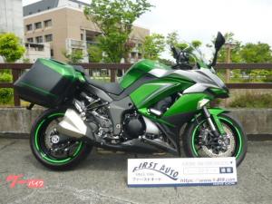 カワサキ/Ninja 1000 パニアケース グリップヒーター フレームスライダー