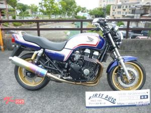 ホンダ/CB750 モリワキフルEXマフラー