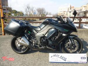カワサキ/Ninja 1000 2016年モデル パニアケース ETC