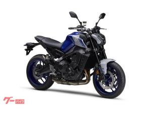 ヤマハ/MT-09 2021年モデル