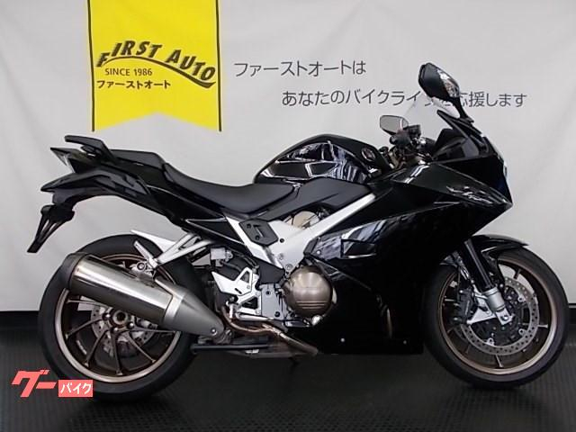 ホンダ VFR800F 2014年モデル ETC トラコン グリップヒーター 装備の画像(大阪府