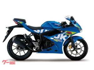 スズキ/GSX-R125 ABS 2021年モデル