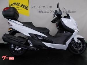 スズキ/バーグマン400 2018年モデル ETC装備