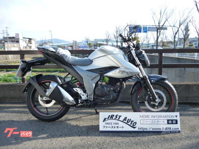 スズキ GIXXER ABS 2020年モデルの画像(大阪府