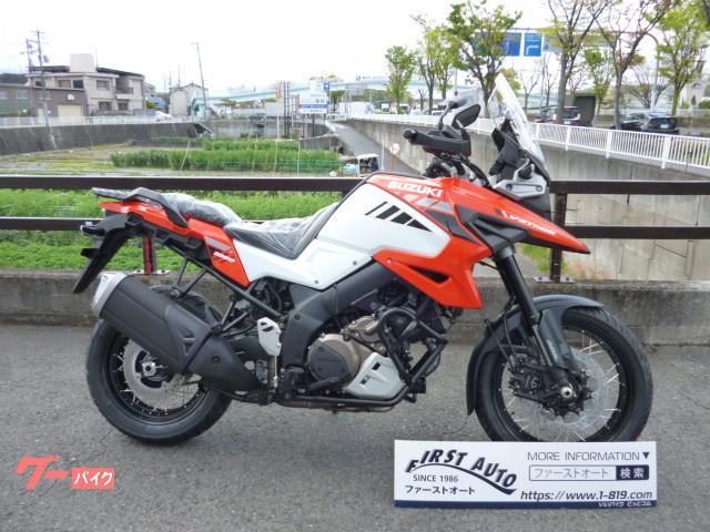 スズキ V-ストローム1050XT 2020年モデルの画像(大阪府