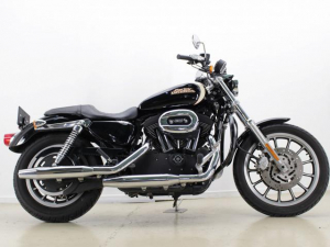 HARLEY-DAVIDSON/XL1200R fuel injection HIDライト GOOBIKE鑑定車
