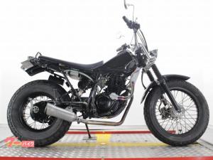 ヤマハ/TW225E スーパートラップマフラー オイルクーラー付