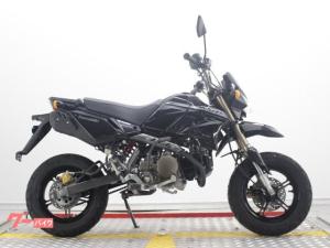 カワサキ/KSR110 セル付きモデル