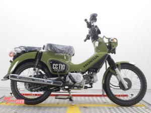 ホンダ/クロスカブ110 新車 2021最新モデル