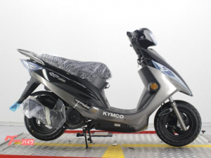 KYMCO/GP125i新型 国内正規モデル インジェクション