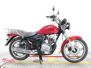 ホンダ/CBF125 T Fi仕様 中国HONDA  レッドカラー