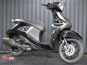 ヤマハ/ファッシーノ 125Fi アイドリングストップ搭載 ブラックカラー