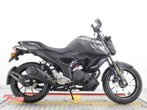 ヤマハ/FZS-FI ABS LEDヘッドライト マッドブラックメッキカラー