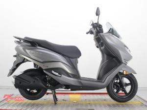 スズキ/バーグマン125 最新インジェクションモデル マットグレー